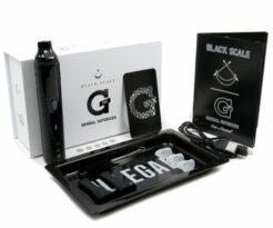 Vaporizador Grenco Black Scale ® G-Pro