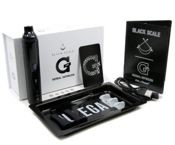 vaporizador grenco Black Scale