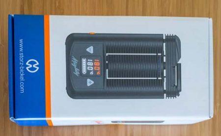 nueva caja vaporizadores mighty original