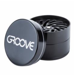 Moledor CNC Groove 4 partes 50mm