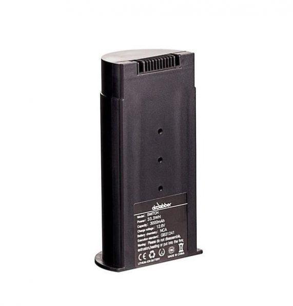 batería vaporizador switch