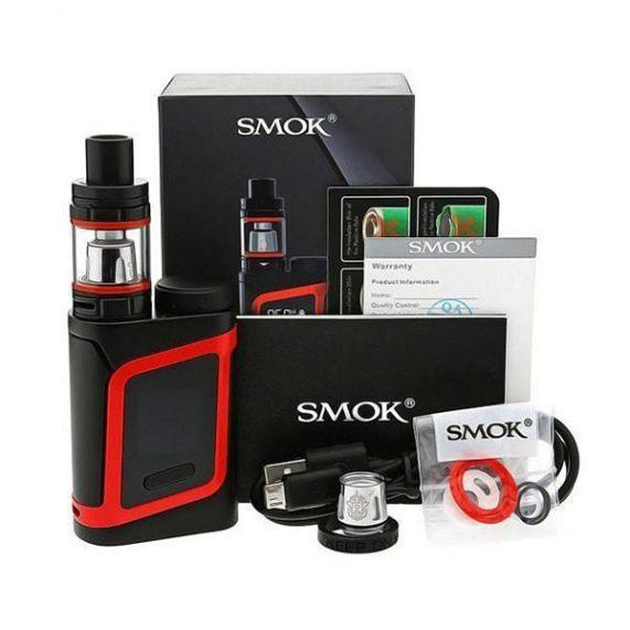 kit completo smok al85 rha