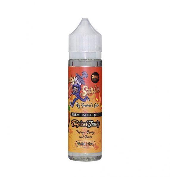e-liquid JUNKY TROPICAL 60ML