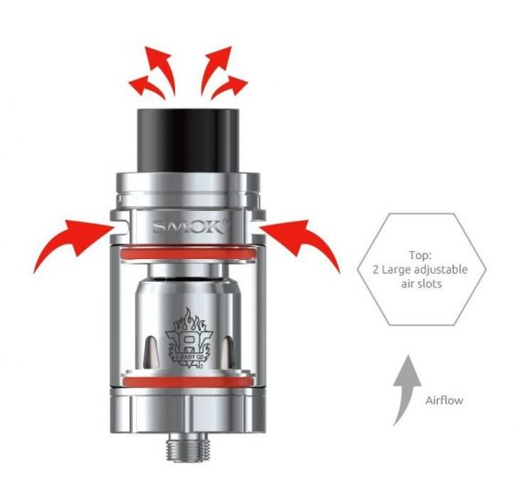 tanque tfv8 x baby