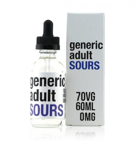 E-Liquid Berry Generic Adult Sours