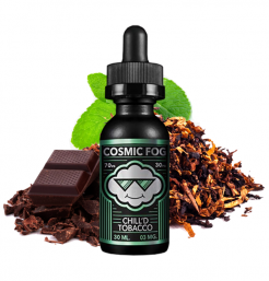 COSMIC FOG Chill'd Tabaco 30-60ml