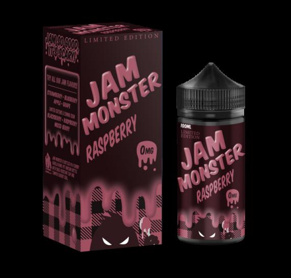 monster jam frambuesa raspberry