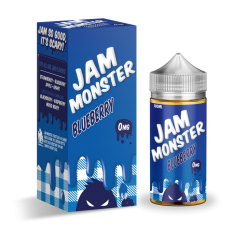 Monster Jam Arándano-Blueberry 100ml
