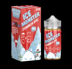Monster Jam ICE Frambuesa Manzana 100ml