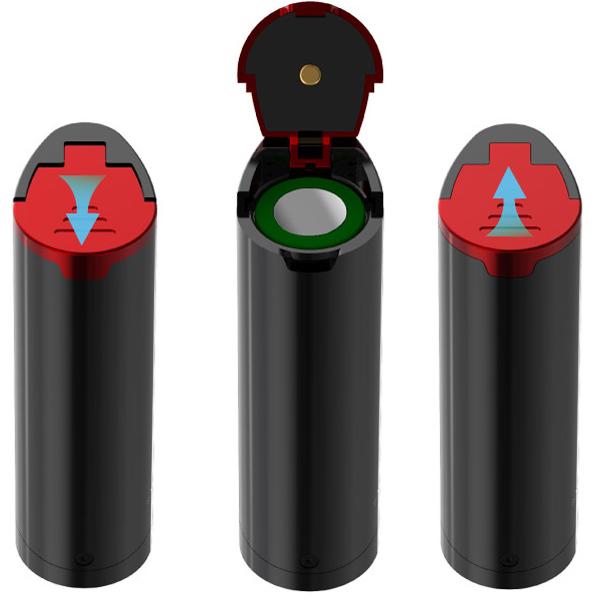 smok priv v8 batería
