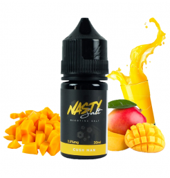 Nasty Juice SALT Cush Man Mango 30ml