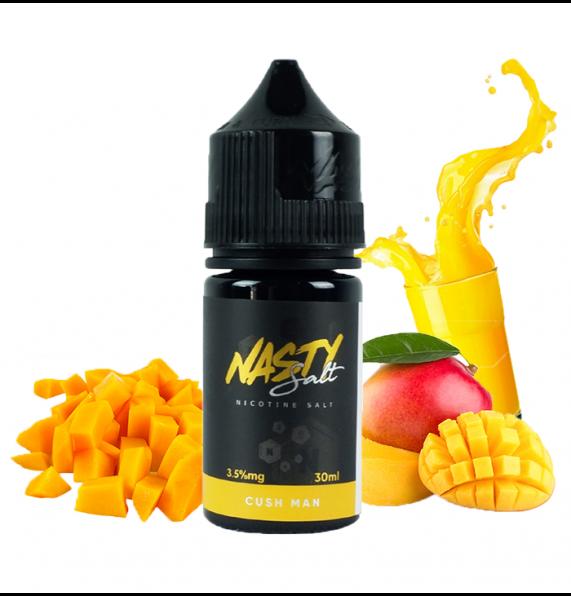 nasty juice salt crush man mango