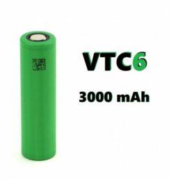 Batería Sony VTC6 18650 Original 3000mha