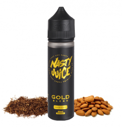 Nasty Juice Gold Blend – Tabaco 60 ml