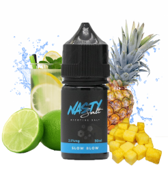 Nasty Juice Salt Slow Blow Piña Lima 30ml