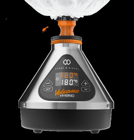 vaporizador volcano Hybrido