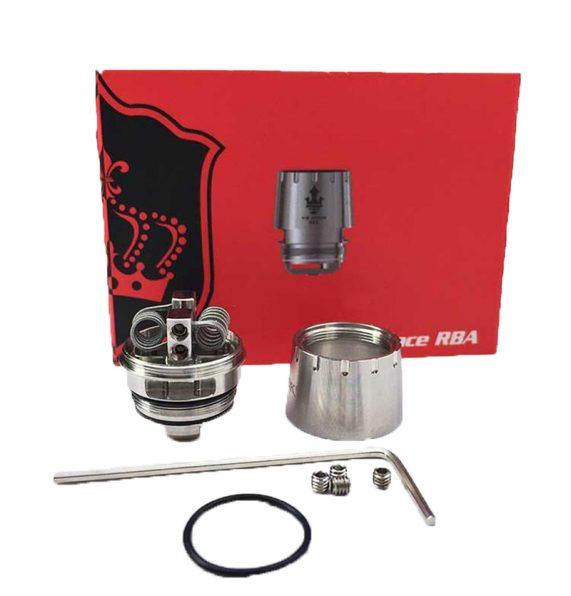 atomizador kit TFV12 RBA smok