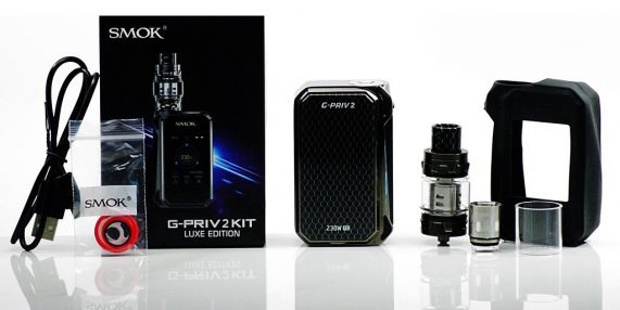 incluye G-Priv 2 luxe