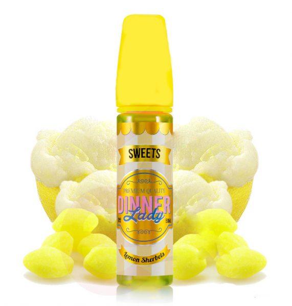Lemon Sherbet - Sorbete de Limón