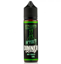 After 11 - Tabaco Menta 60ml
