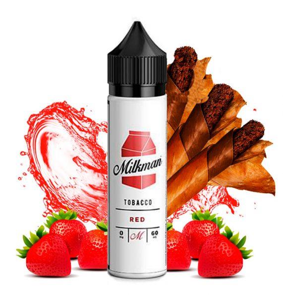 Red - Tabaco Frutilla milkman