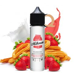 Strawberry Churrios - Churro y Frutillas 60ml