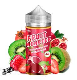 Strawberry Kiwi - Frutilla Kiwi 100ml