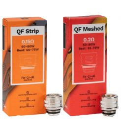 Resistencias QF Strip | Mesh