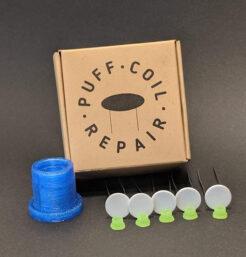 Puffco Coil Repair 7 resistencias