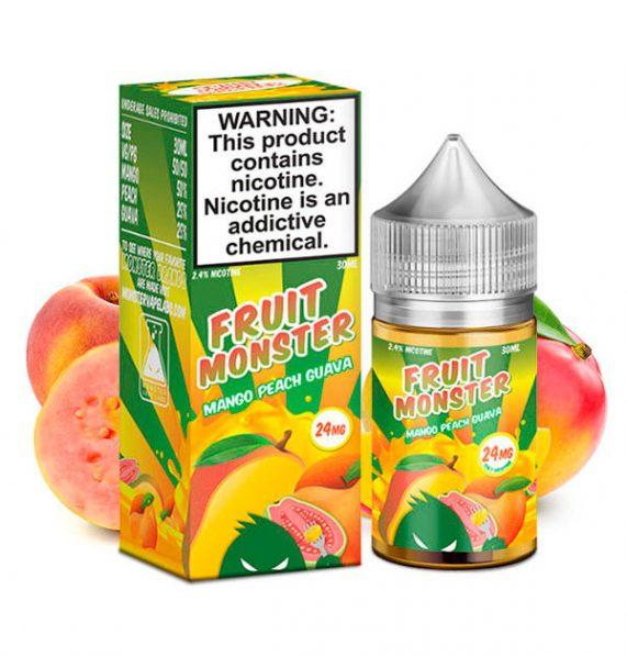 fruit monster mango peach guaba