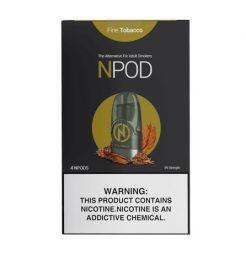 NPod Fine Tobacco - Tabaco