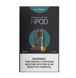 NPod Pure Tobacco - Tabaco
