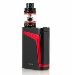 Smok V-Fin Kit Negro/Rojo